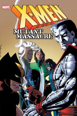 X-Men: Mutant Massacre (Hardcover)