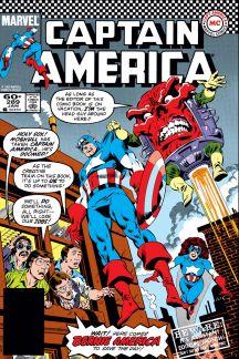 Captain America (1968) #289