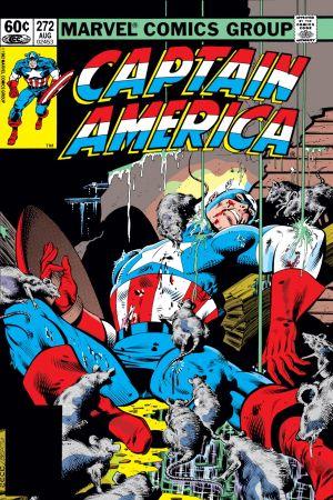 Captain America (1968) #272