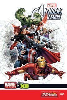 Marvel Universe Avengers Assemble (2013) #2