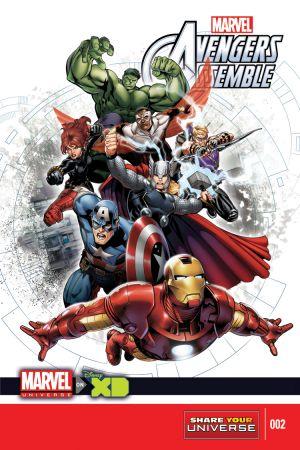 Marvel Universe Avengers Assemble #2