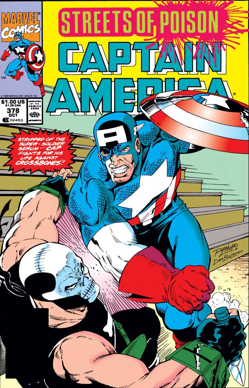 Captain America (1968) #378