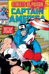 Captain America (1968) #378 Cover
