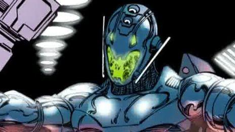 Marvel AR: Ultron Character Bio