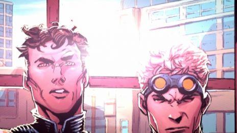 Marvel AR: Avengers #11 Cover Recap