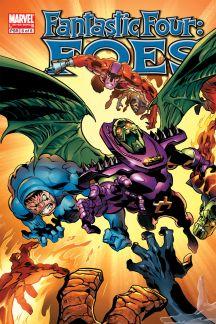 Fantastic Four: Foes #6