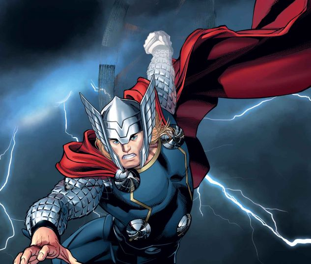 Marvel Universe Avengers Assemble (2013) #10 Cover