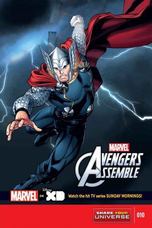 Marvel Universe Avengers Assemble #10