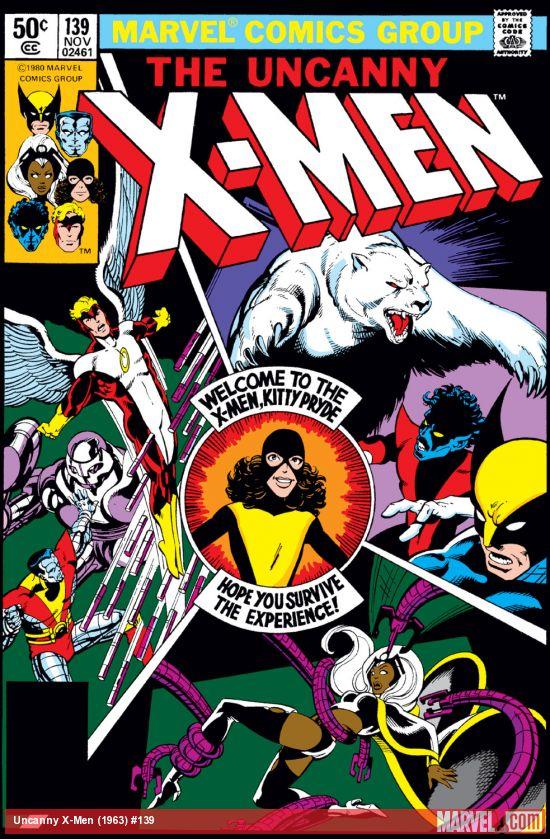 Uncanny X-Men (1963) #139