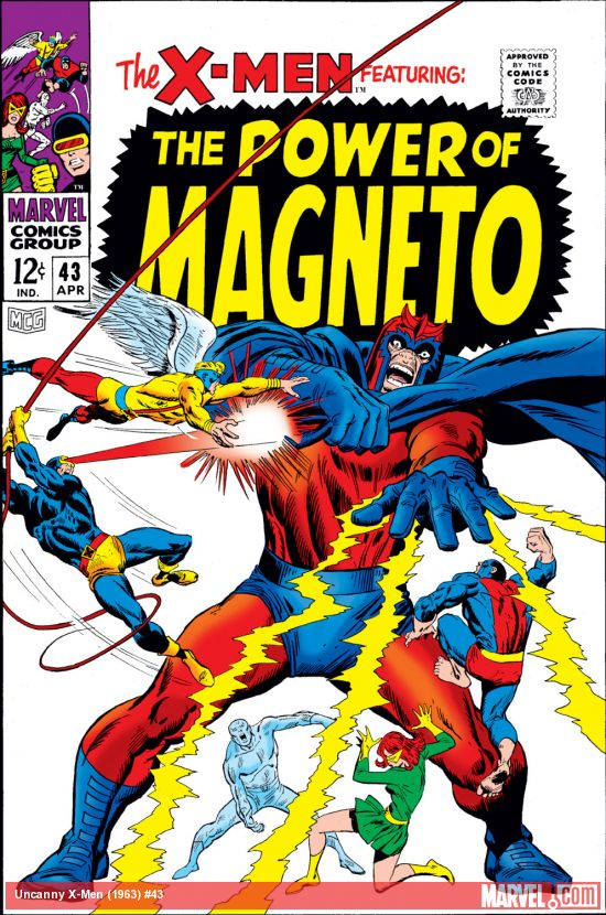 Uncanny X-Men (1963) #43