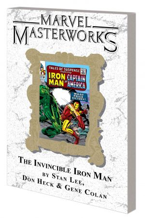 Marvel Masterworks: The Invincible Iron Man (Trade Paperback)