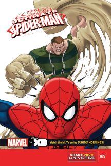 Marvel Universe Ultimate Spider-Man (2012) #27