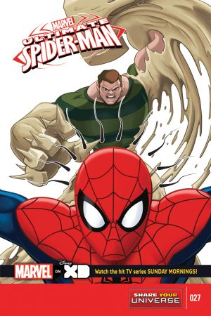 Marvel Universe Ultimate Spider-Man (2012) #27