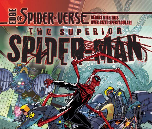 SUPERIOR SPIDER-MAN 32 (EOSV, WITH DIGITAL CODE)