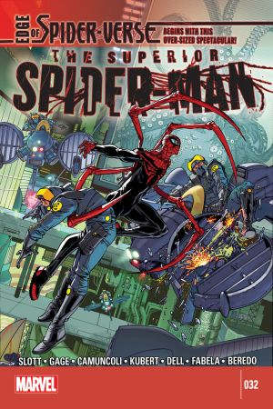 Superior Spider-Man (2013) #32