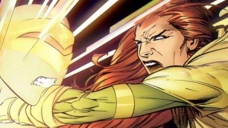 Marvel AR: Chaos Fist Art Evolution