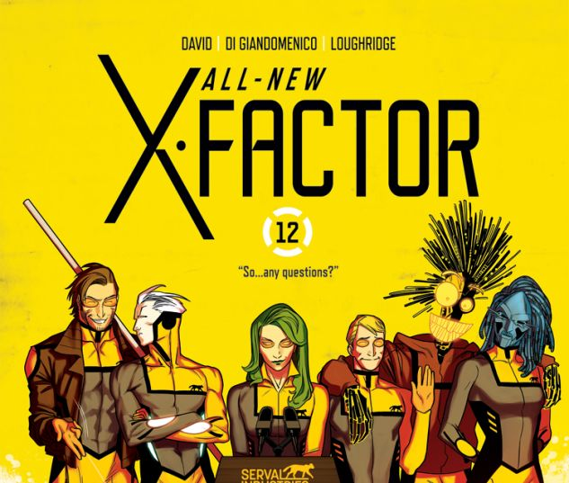 ALL-NEW X-FACTOR 12 (ANMN, WITH DIGITAL CODE)