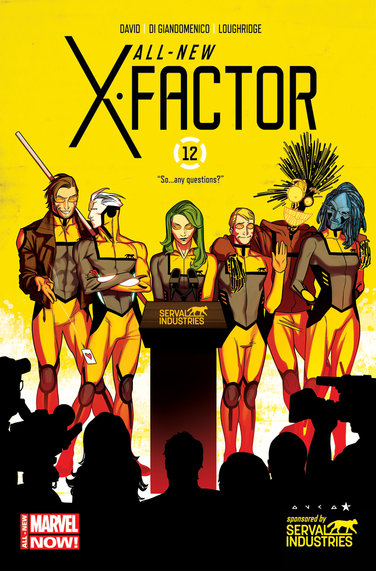 All-New X-Factor (2014) #12
