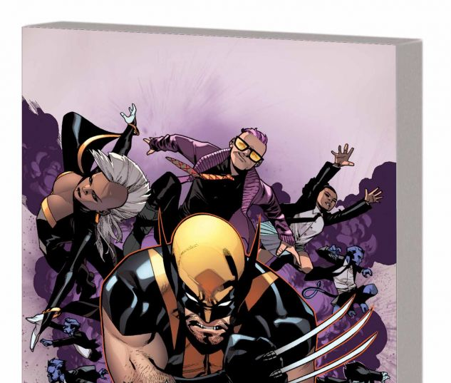 WOLVERINE & THE X-MEN VOL. 1: TOMORROW NEVER LEARNS TPB