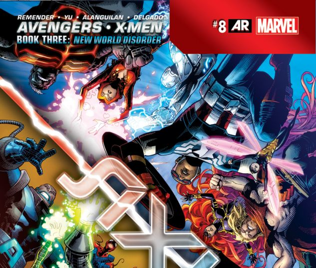 AVENGERS & X-MEN: AXIS 8 (AX, WITH DIGITAL CODE)