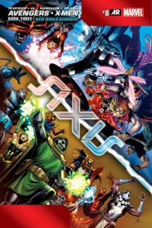 Avengers & X-Men: Axis (2014) #8