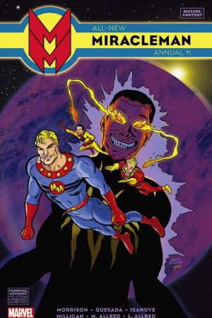All-New Miracleman Annual #1  (Smith Variant)