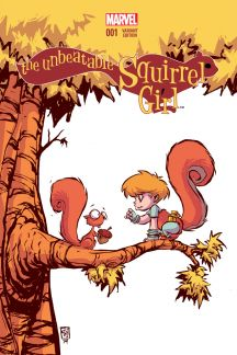 The Unbeatable Squirrel Girl (2015) #1 (Young Variant)