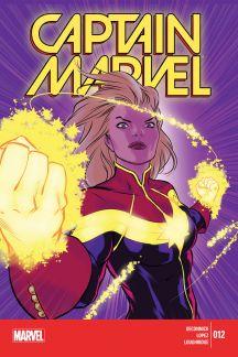 Captain Marvel (2014) #12