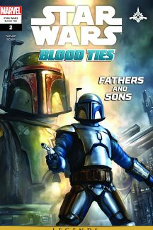 Star Wars: Blood Ties (2010) #2