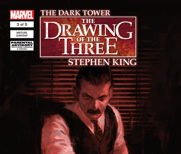 DARK TOWER: THE DRAWING OF THE THREE - HOUSE OF CARDS 3