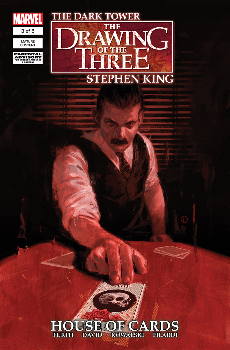 Dark Tower: The Drawing of the Three - House of Cards (2015) #3