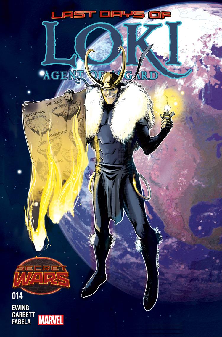 Loki: Agent of Asgard (2014) #14