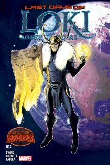 Loki: Agent of Asgard #14