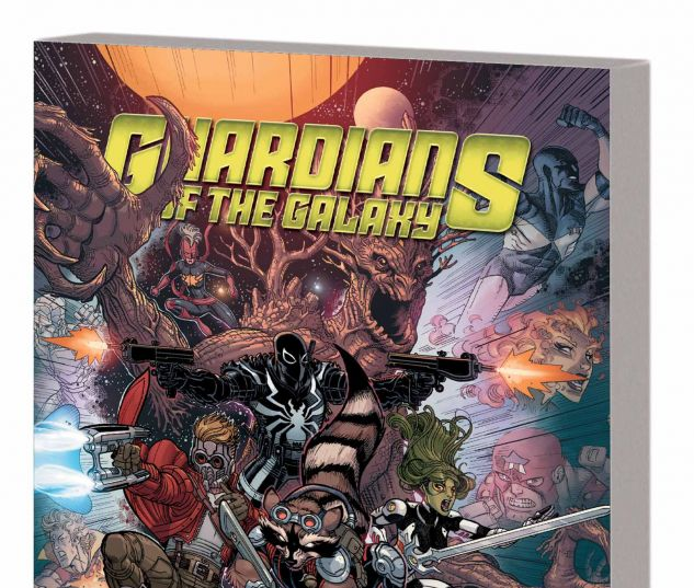 GUARDIANS OF THE GALAXY VOL. 3: GUARDIANS DISASSEMBLED TPB (MARVEL NOW)