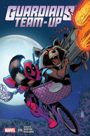 Guardians Team-Up (2015) #10
