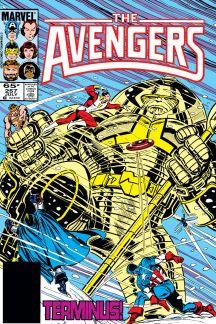 Avengers (1963) #257
