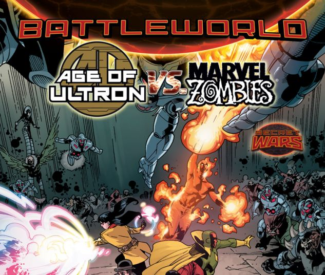 AGE OF ULTRON VS. MARVEL ZOMBIES 4 (SW, WITH DIGITAL CODE)