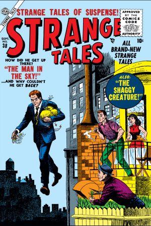 Strange Tales (1951) #38