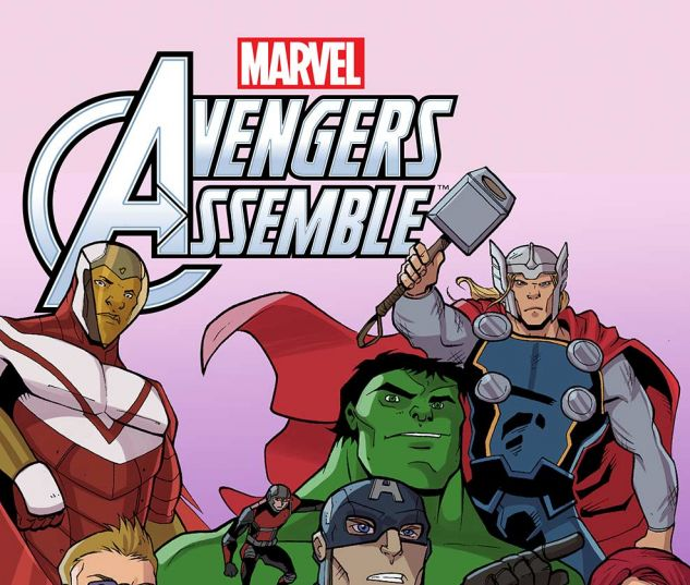 Marvel Universe Avengers: TBD Infinite Comic (2015)