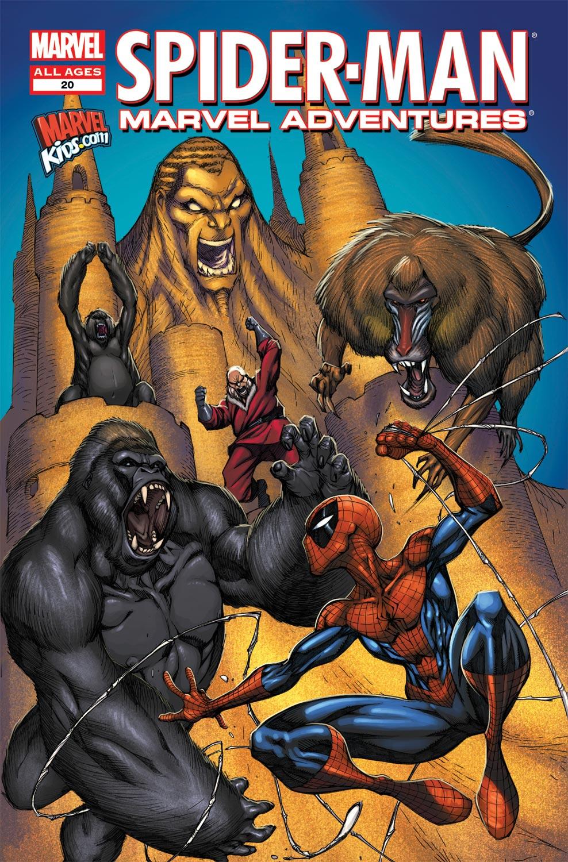 Spider-Man Marvel Adventures (2010) #20