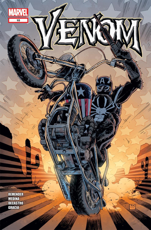 Venom (2011) #10