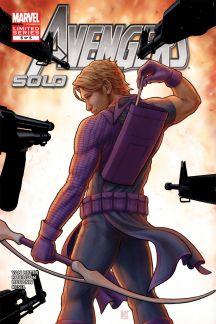 Avengers: Solo #5
