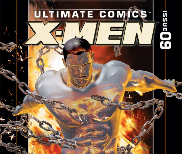 ULTIMATE COMICS X-MEN (2010) #9 Cover