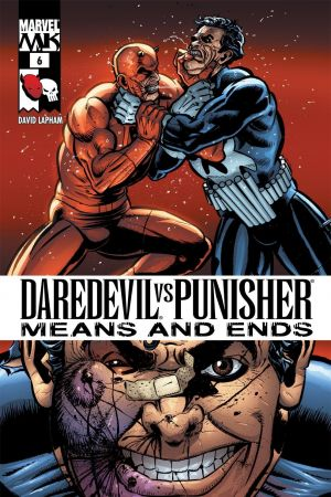 Daredevil Vs. Punisher (2005) #6