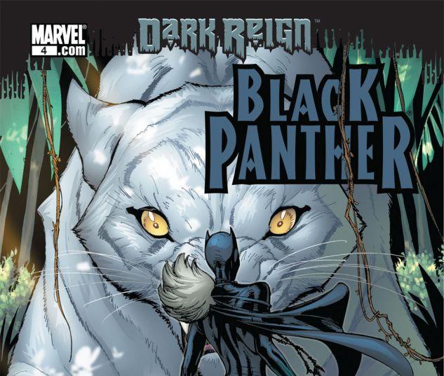 Black Panther (2008) #4