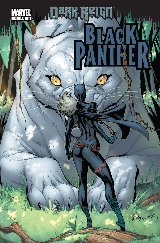 Black Panther (2009) #4