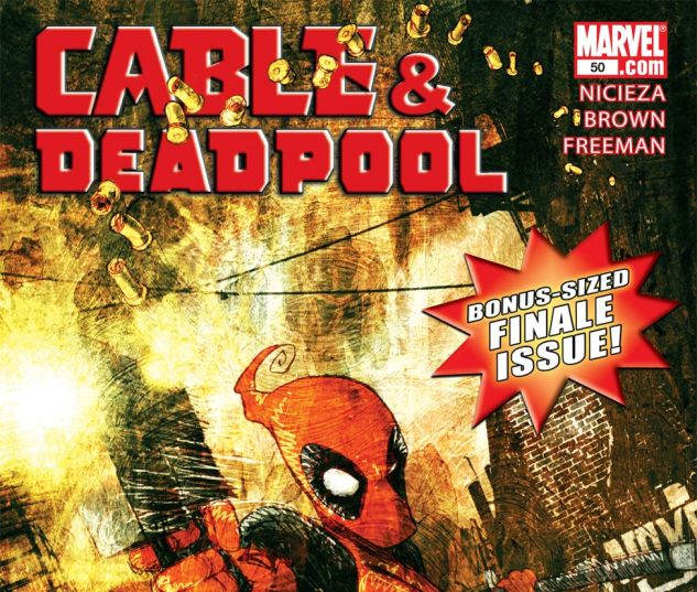 Cable & Deadpool (2004) #50