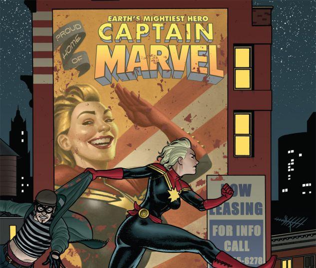 CAPTAIN MARVEL (2012) #11 Cover