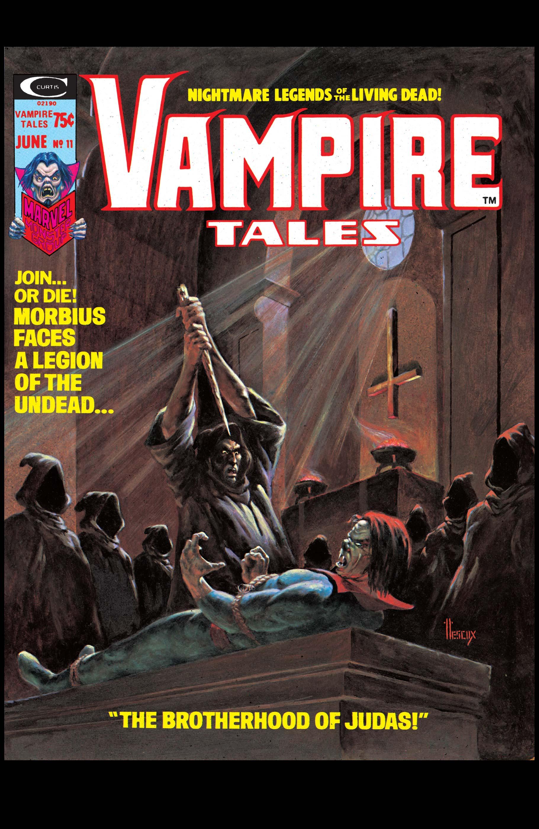 Vampire Tales (1973) #11
