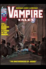 Vampire Tales (1973) #11 cover